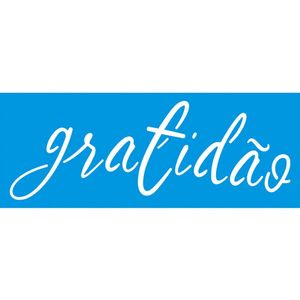 Stencil-Litoarte-17x65-STP-159-Palavra-Gratidao