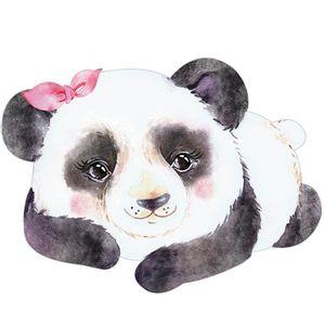 Aplique-Decoupage-Litoarte-APM8-1268-em-Papel-e-MDF-8cm-Panda-Laco