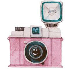 Aplique-Decoupage-Litoarte-APM8-1281-em-Papel-e-MDF-8cm-Camera-Fotografica