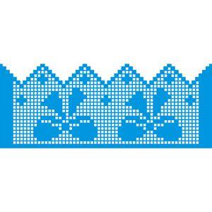 Stencil-Litoarte-28x11-STAG-010-Renda-File-Lacos