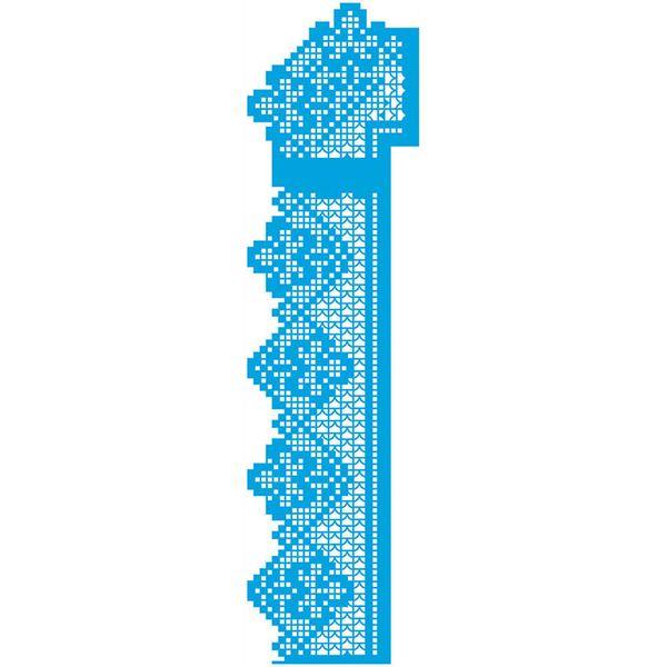 Stencil-Litoarte-42x11-STAG-012-Renda-File-Flores