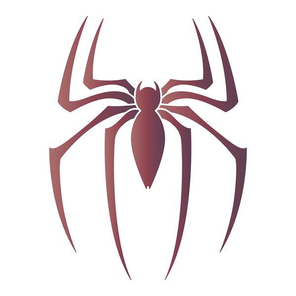 Stencil-Litoarte-25x25-STXXV-048-Super-Heroi-Aranha