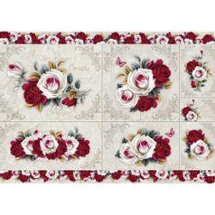 Papel-Decoupage-Litoarte-343x49-PD-1018-Rosas-Vermelha-e-Branca