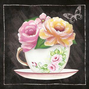 Papel-para-Arte-Francesa-Litoarte-10x10-AFX-383-Xicara-com-Flores