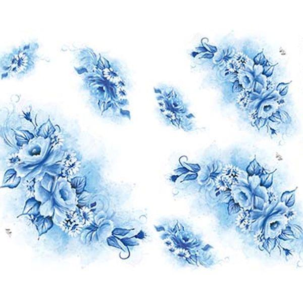 Slim-Paper-Decoupage-Litoarte-473x338-SPL1-018-Rosas-Azuis-Aquareladas