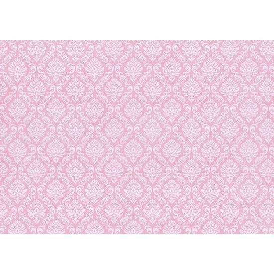Papel-Decoupage-Litoarte-343x49-PD-1006-Estampa-Arabesco-Rosa