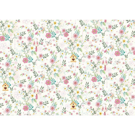 Papel-Decoupage-Litoarte-343x49-PD-1011-Passaros-Flores