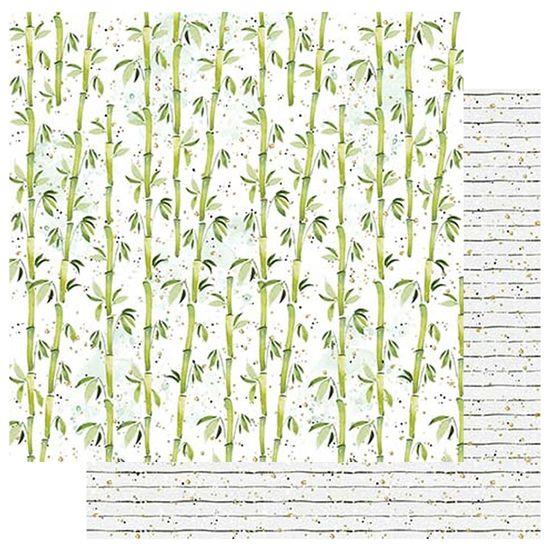 -Papel-Scrapbook-Litoarte-305x305-SD-1077-Bambu-Folhas