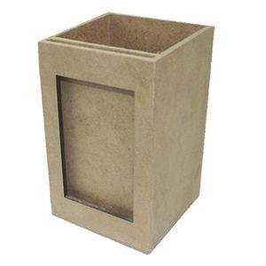 Porta-Lapis-com-Porta-Foto-em-MDF-11x7x7cm---Palacio-da-Arte