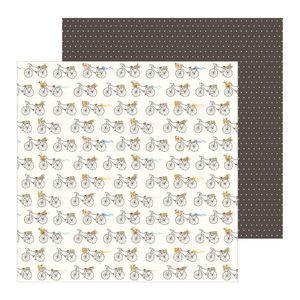 Papel-Scrapbook-WER255-305x305-Pebbles-Passeio-Bicicleta