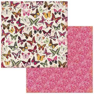 Papel-Scrapbook-WER271-305x305-Bo-Bunny-Borboletas