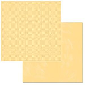 Papel-Scrapbook-WER239-305x305-Bo-Bunny-Amarelo-Canario