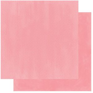 Papel-Scrapbook-WER237-305x305-Bo-Bunny-Rosa-Flamingo