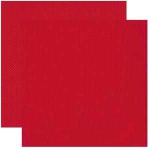Papel-Scrapbook-WER234-305x305-Bo-Bunny-Vermelho