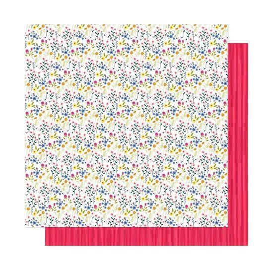 Papel-Scrapbook-WER298-305x305-Shimelle-Flores-Silvestres
