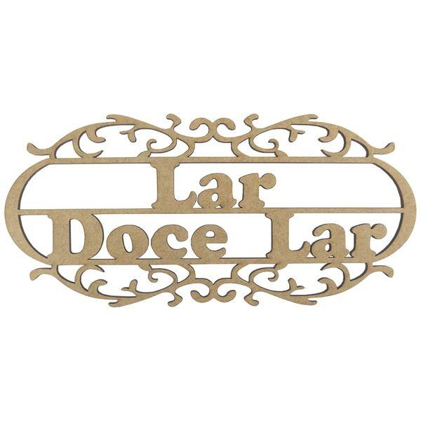 Aplique-em-MDF-Lar-Doce-Lar-25x115cm---Palacio-da-Arte