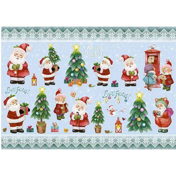 Papel-Decoupage-Natal-Litoarte-PDN-137-343x49cm-Papai-Noel