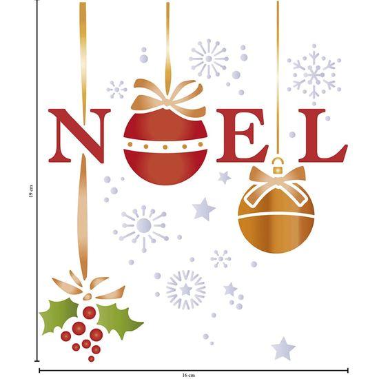 Stencil-Litoarte-Natal-172x211-STMN-071-Noel-Flocos-de-Neve