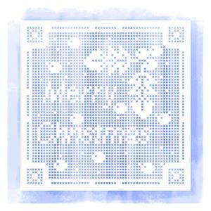Stencil-Litoarte-Natal-20x20-STXXN-008-Rendado-Merry-Christmas