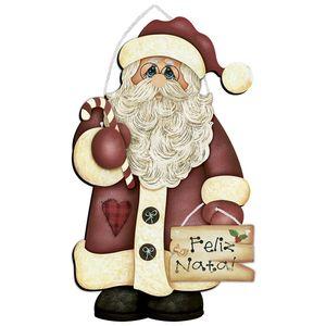 Placa-em-MDF-Natal-Litoarte-DHN-014-295x175cm-Papai-Noel-com-Placa