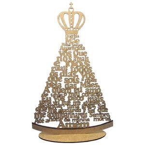 Enfeite-de-Mesa-em-MDF-Oracao-Nossa-Senhora-Aparecida-30x191x7cm---Palacio-da-Arte