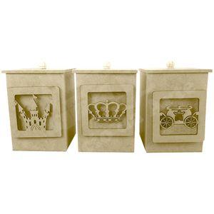 Pote-3D-em-MDF-Carruagem-Principe-3-pecas-8x8x11cm---Palacio-da-Arte