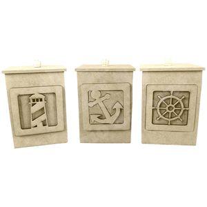 Pote-3D-em-MDF-Marinheiro-3-pecas-8x8x11cm---Palacio-da-Arte