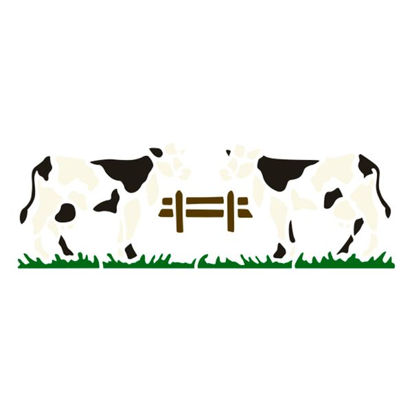 Stencil-Acrilex-33x14-1145-Vacas-Country