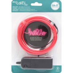 Arame-Neon-para-Big-Happy-Jig-WER410-Rosa