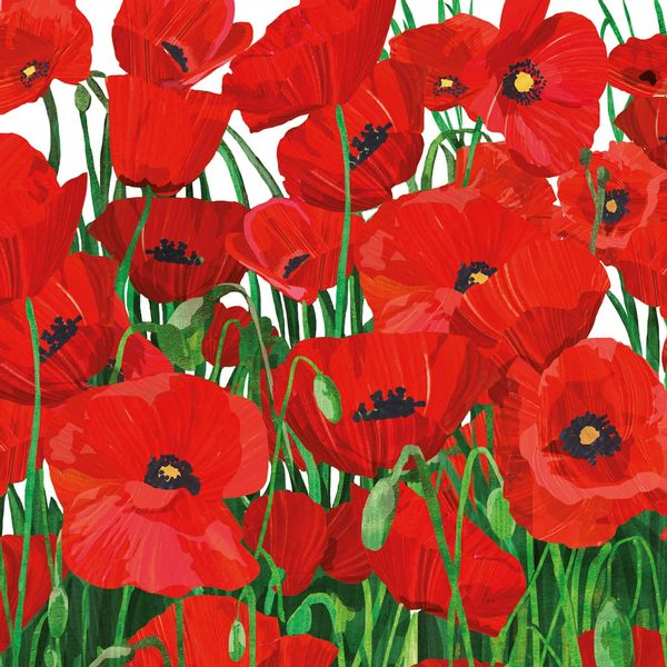 Guardanapo-de-Papel-para-Decoupage-Ambiente-Luxury-1331909-2-unidades-Flores-Vermelhas