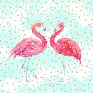 Guardanapo-de-Papel-para-Decoupage-Ambiente-Luxury-133299-2-unidades-Flamingo