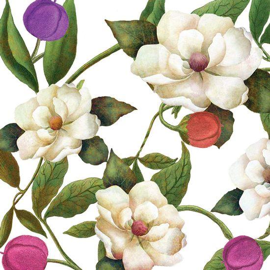 Guardanapo-de-Papel-para-Decoupage-Ambiente-Luxury-1333244-2-unidades-Magnolias-do-Sul