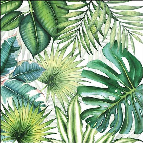 Guardanapo-de-Papel-para-Decoupage-Ambiente-Luxury-13310940-2-unidades-Folhas-Tropicais