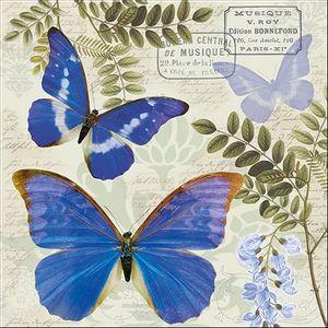 Guardanapo-de-Papel-para-Decoupage-Ambiente-Luxury-13313355-2-unidades-Borboleta-Azul