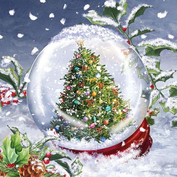 Guardanapo-de-Papel-para-Decoupage-Natal-Ambiente-Luxury-33313520-2-unidades-Globo-de-Natal