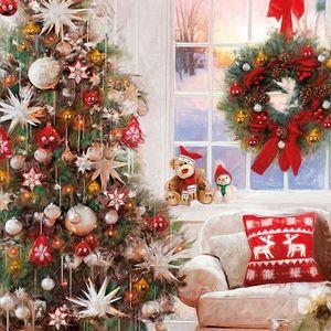 Guardanapo-de-Papel-para-Decoupage-Natal-Ambiente-Luxury-33312320-2-unidades-Esperando-o-Natal