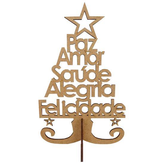 Enfeite-de-Mesa-em-MDF-Arvore-de-Natal-Mensagens-II-20x125x98cm---Palacio-da-Arte