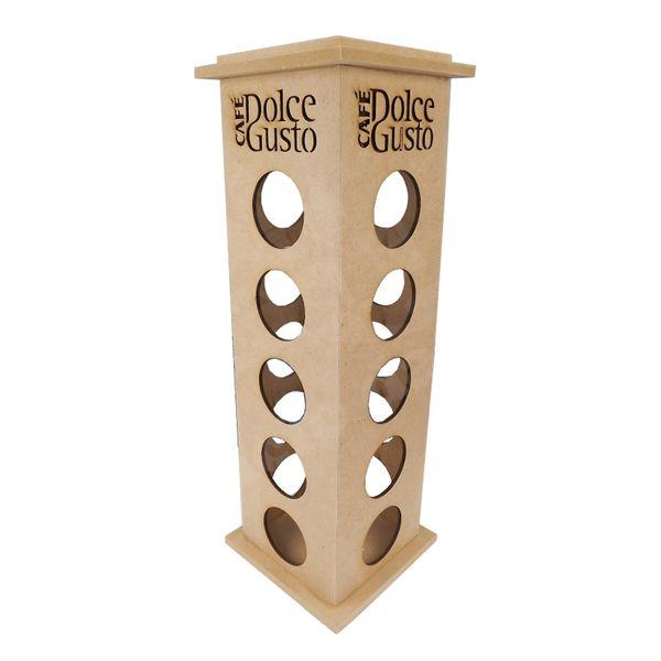 Porta-Capsulas-de-Cafe-Dolce-Gusto-para-20-Unidades-em-MDF-36x12x12cm---Palacio-da-Arte