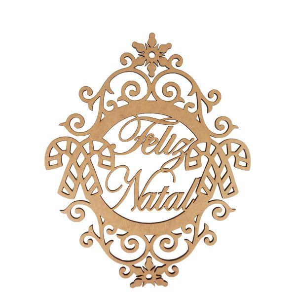 Aplique-em-MDF-Feliz-Natal-30x231cm---Palacio-da-Arte
