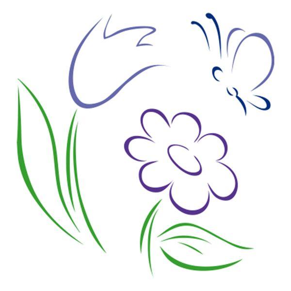 Stencil-Acrilex-10x10-1140-Floral-2