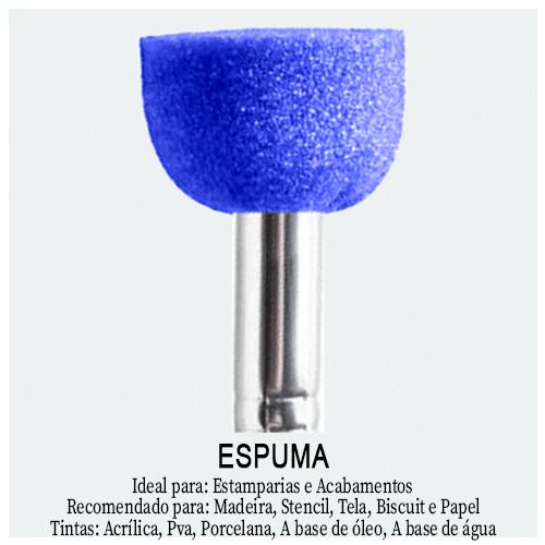 Pincel Espuma - Encontre batedor e aplicador de tinta com os melhores preços.