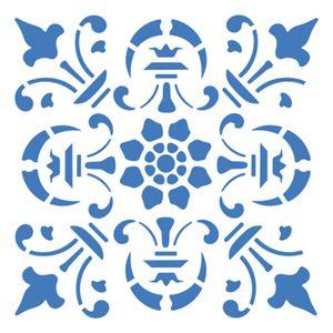 Stencil-Acrilex-13x13-1523-Azulejo-Portugues-3