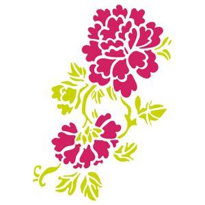 Stencil-Acrilex-21x15-1140-Floral-2