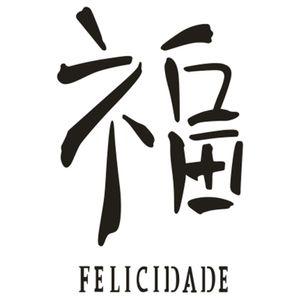 Stencil-Acrilex-21x15-1155-Ideograma-Felicidade