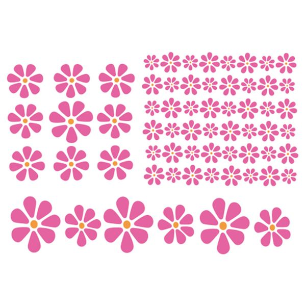 Stencil-Acrilex-21x15-1188-Flores-do-Campo-Floral
