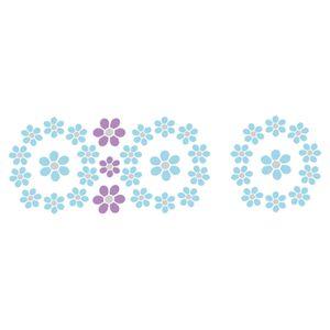 Stencil-Acrilex-30x10-1139-Floral