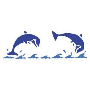 Stencil-Acrilex-30x10-1285-Golfinhos