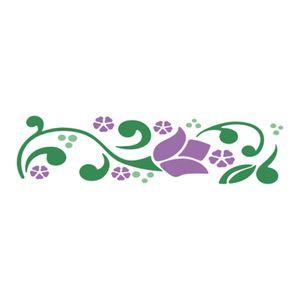 Stencil-Acrilex-16x5-1139-Floral