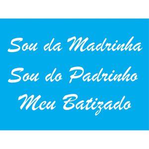 Stencil-Litocart-20x15-LSM-144-Frase-Sou-Da-Madrinha