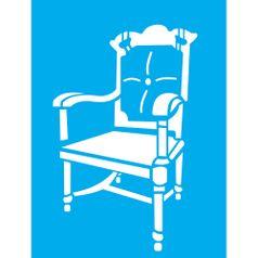 Stencil-Litocart-20x15-LSM-148-Cadeira